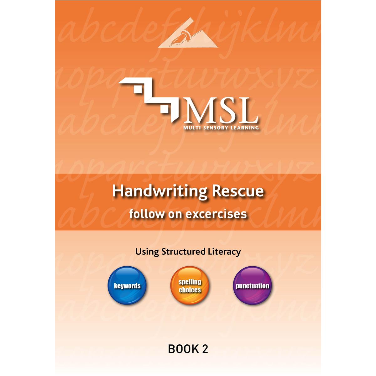 Handwriting Follow On Book 2
